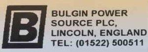 BTC Power Bulgin