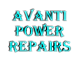 avanti power repairs